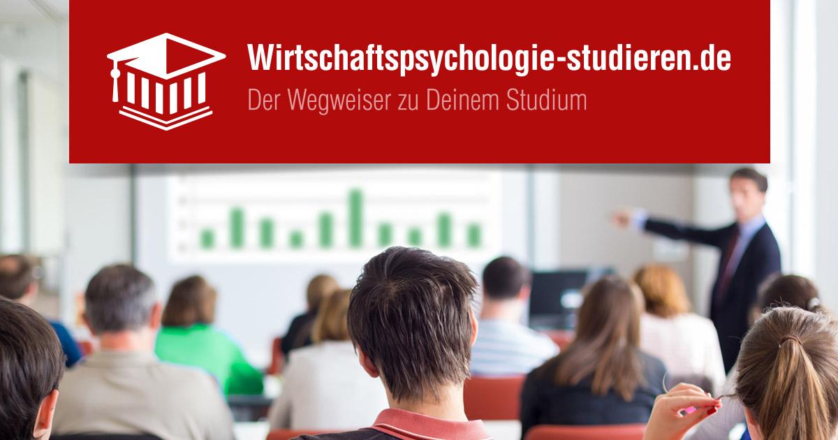 Wirtschaftspsychologie Master Ohne Psychologie Bachelor